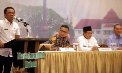 Kepala BP2D Kota Malang, Ade Herawanto berkomitmen tingkatkan pajak daerah bebas dari korupsi. (ist)