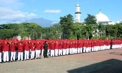 Cetak Generasi Unggul, UMM Bekali Maba 4 Pilar Kebangsaan Dalam Pesmaba 2018
