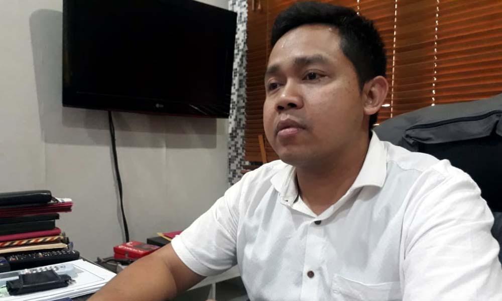 Kasat Reskrim Polres Malang Kota AKP Komang Yogi Arya Wiguna. (gie)