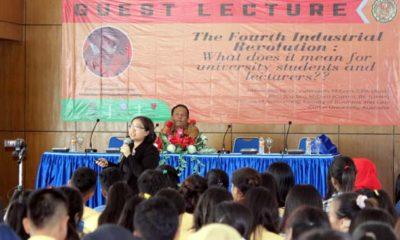 FEB Unidha - IAI Malang Raya, Bekali Mahasiswa dan Dosen Unidha Hadapi Revolusi Industri 4.0