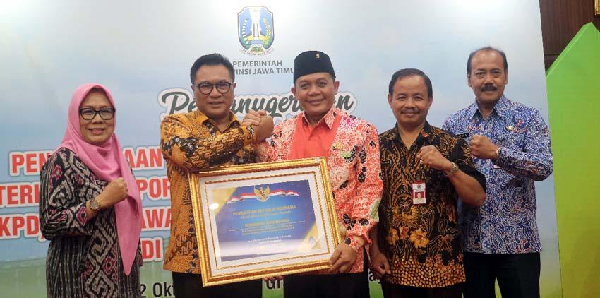 Kota Malang 8 Kali Raih WTP Terhadap LKPD 2018
