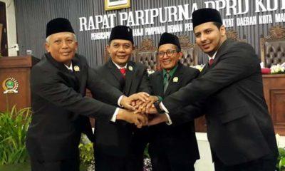 Pimpinan Dewan Kota Malang Dilantik, Siap Jaga Keharmonisan dengan Eksekutif Demi Rakyat