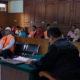 Terdakwa Rizfan dan Nanik. (gie)