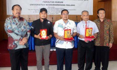 Unidha Ajak Siswa SMA se-Malang Raya Ikut Pemilu 2019