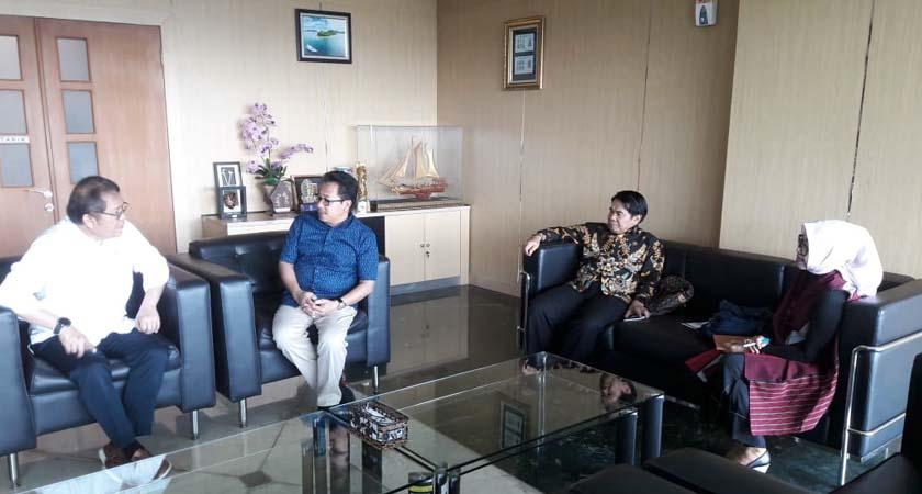 Walikota Malang Berkunjung ke Kemenkominfo, Menteri Rudiantara: Brexit adalah Real Smart City