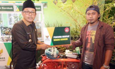 Walikota Malang Launching Rintisan Wilayah Bebas Mustahiq di Kelurahan Karang Besuki