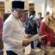Walikota Malang Drs H Sutiaji saat hadiri ulang tahun ke 16 intrans Publishing. (Ist/humas)