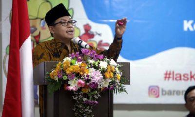 Walikota Sutiaji Buka Bimtek Laskar Perencana, Tenaga Pendamping Musrenbang
