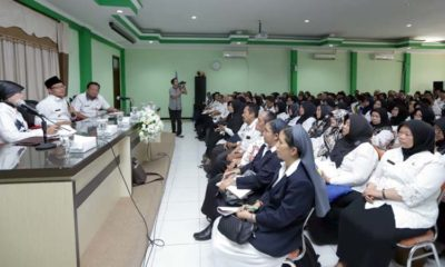 Walikota Sutiaji Dialog dengan Kepala Sekolah SD, Tekankan Penguatan Pendidikan Karakter
