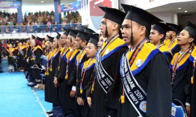 1080 Lulusan Polinema Siap Berkompetisi di Dunia Kerja