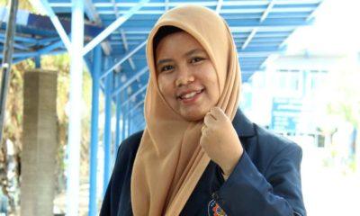 Gadis Pasuruan, Wisudawati Terbaik Magister Teknik Elektro Polinema