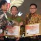 Kota Malang Raih PPID Award Kategori Badan Publik Menuju Informatif