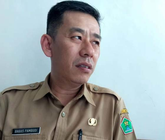 Kasubdit Formasi dan Pengadaan BKD Kota Malang, Bagus Pambudi. (kik)