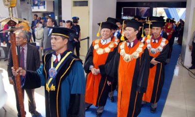 Wisuda Polinema Tahap II2019 Loloskan 1080 Mahasiswa, Direktur Polinema Amalkan Ilmu dengan Tanggung Jawab dan Kualitas