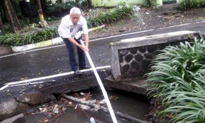 Drainase Buntu jadi Biang Banjir di Kawasan Blimbing Kota Malang