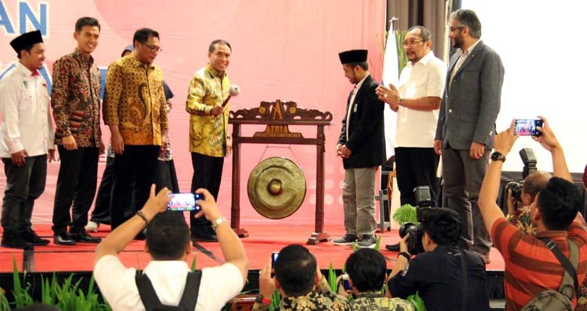 Menpora Resmi Buka Muktamar XI KAMMI di Kota Malang