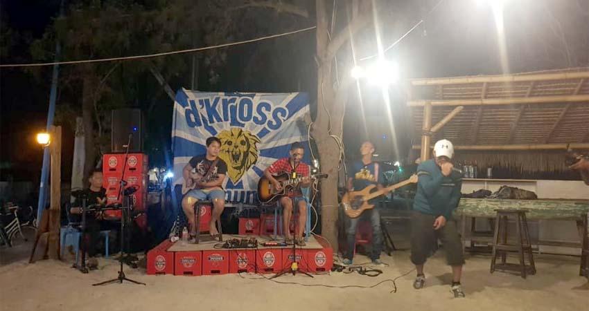 d'Kross Tuntaskan Tur Konser Silaturahmi Bali & Lombok