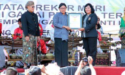Pemkot Malang Launching Perpustakaan Digital