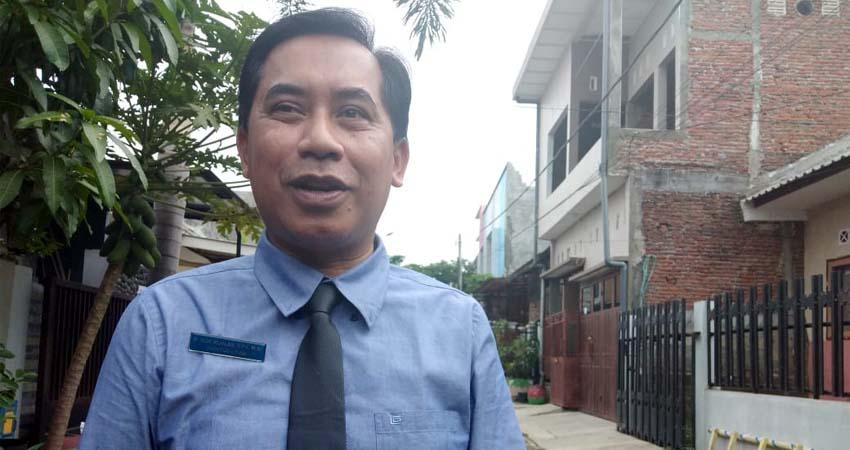 Direktur Perumda Tugu Tirta Kota Malang, M. Nor Muhlas.(kik)