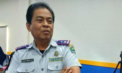Sekretaris Dinas Perhubungan Kota Malang, Agus Moeliadi.(kik)