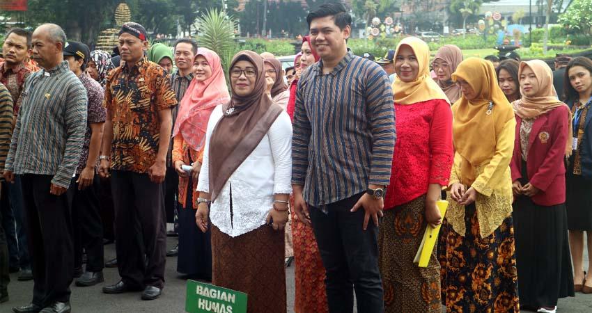 Walikota Malang Wajibkan ASN Kenakan Seragam Busana Malangan Tiap Kamis, Lestarikan Budaya Bangsa