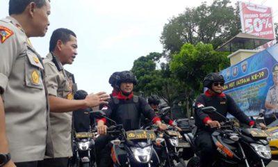 Tim Singo Arema Police Siap Hajar Curanmor!