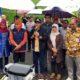 Gubernur Jatim Tinjau Pompa Air Bantuan di Tandon Air Tlogomas
