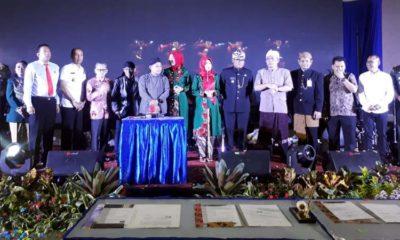 Launching SPPT PBB Bapenda Kota Malang. (gie)