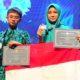 M Alfarizky Aria Putra, dan Aura Novabriano Ahmad, mendapatkan medali perunggu dan perak di SEAMO, pada Januari 2020. (ist)