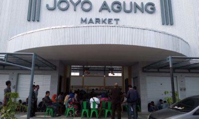 Pasar Modern 'Joyo Agung Market' Disoal Warga