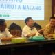 Petani Kota Malang Rembug Bareng Pembahasan Program Perbaikan dan Peningkatan Hasil Panen
