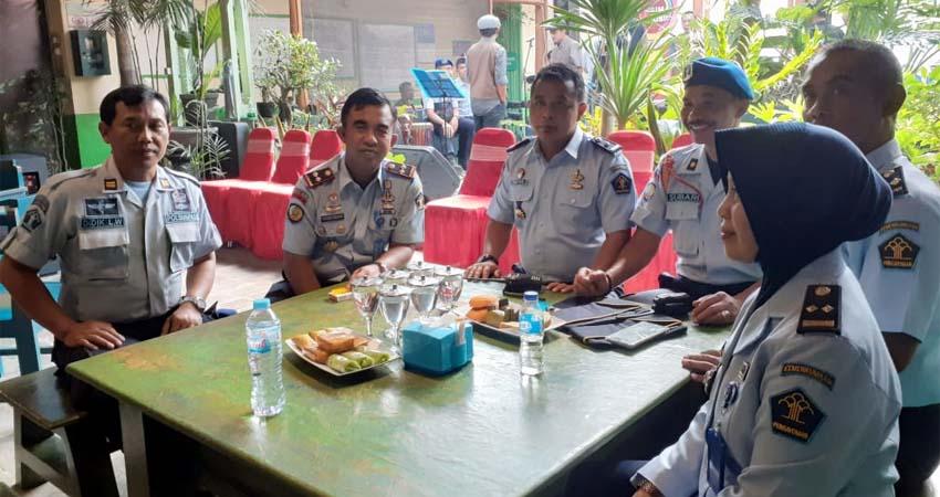 Kalapas Klas 1 Malang Anak Agung Gde Krisna saat media Gathering. (ist)