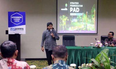 Walikota Sutiaji Motivasi Peserta In House Training Peningkatan PAD