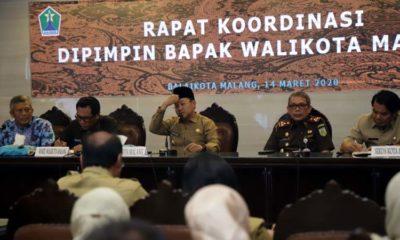 Kota Malang Tidak Keluarkan Kebijakan Tutup Akses atau Lock Down