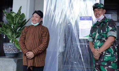 Malang Covid-19 Sutiaji Ingatkan Psikologi Down, Batasi Kerumunan Massa