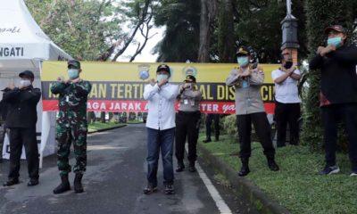 Alhamdulillah, 3 PDP Positif Covid-19 Kota Malang Sembuh dan Pulang