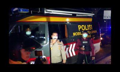 Forpimda Kota Malang Operasi Pembubaran Massa