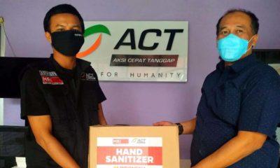 Marketing ACT, Saiful Anam dan Ketua PWI Malang Raya, Ariful Huda