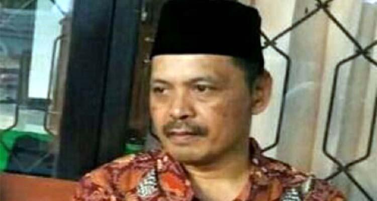 Kepala MTsN 1 Kota Malang, Drs Samsudin MPd. (adn)