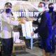 Kapolresta Malang Patroli Sahur, Bagikan Makan Sahur ke Pos Kamling dan Masyarakat