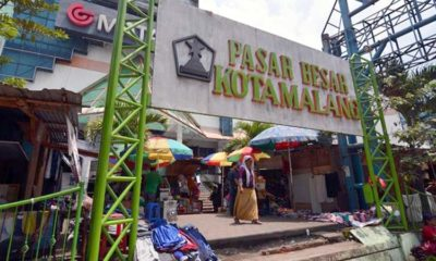 Pemkot Malang Bebaskan Retribusi Pasar dan Rusunawa, Mulai Hari ini