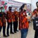 pembentukan satgas MPC PP Kota Malang dalam pencegahan penyebaran Covid 19 dan persiapan membantu aparat keamanan dalam stabilitas Kota Malang. (gie)