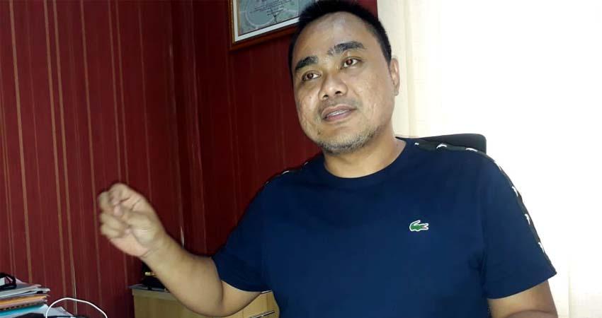 Kasi Pidsus Kota Malang Ujang Supriadi SH MH. (gie)