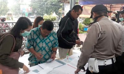 TNI-Polri dan Pemerintah Kota Malang Tekan Penyebaran Covid 19