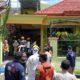 Jenazah Louis saat dievakuasi. (ist/PSC 119 Kota Malang)