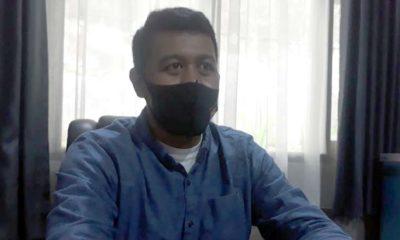 Kasat Reskrim Polresta Malang Kota AKP Azi Pratas Guspitu. (gie)