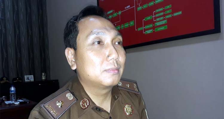 Kasi Pidum Kejaksaan Negeri Kota Malang Wahyu Hidayatullah. (gie)