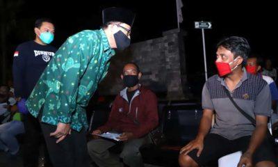 Kuatkan Pelaksanaan PSBB Kota Malang, Pemkot Gelontorkan Bansos