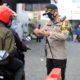 PSBB Kota Malang, 6 Jam, 152 Kendaraan Putar Balik