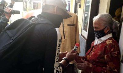 RBC Institute Bakti Sosial, Disambati Warga Lambatnya Langkah Pemkot Malang